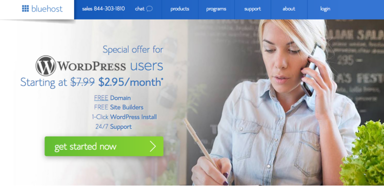 How To Start A Wordpress Blog On Bluehost 3