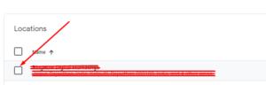Delete Google Business Account