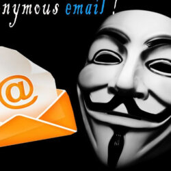How To Create An Anonymous E-mail 1