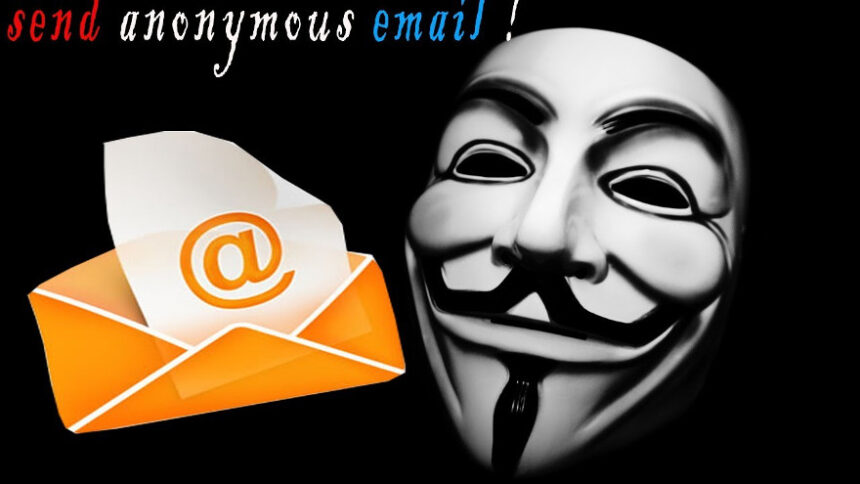 How To Create An Anonymous E-mail 5