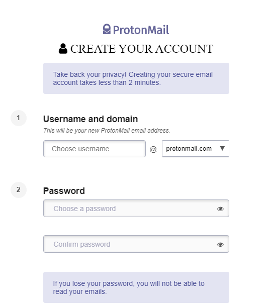 How To Create An Anonymous E-mail 7