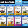 Best clubs in golf clash